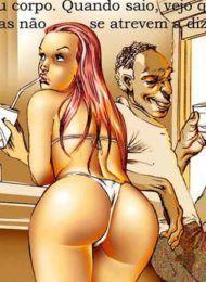 Onibus lotado - conto erotico