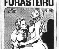 A Noiva e o Forasteiro - Quadrinho Erotico