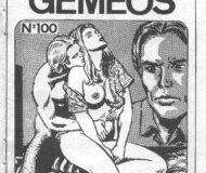 A Noiva e os Gemeos - Quadrinho Erotico