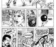 A Nova Atleta - Quadrinhos Eroticos