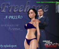 A Prisão - Quadrinhos Eroticos 3D