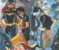 Batman do Futuro - Desenho Erótico
