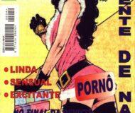Gina 2 - Quadrinhos Eroticos