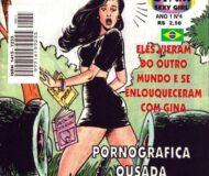 Gina 4 - Quadrinhos Eroticos