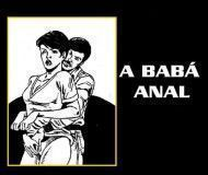 Baba Anal - Quadrinhos Eroticos