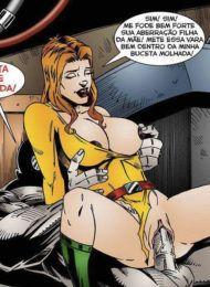 megachick 3 - desenhos porno