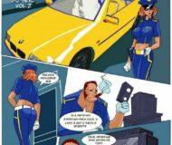 Policiais sexuais