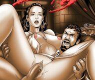 Sparta 300 com muito sexo quente