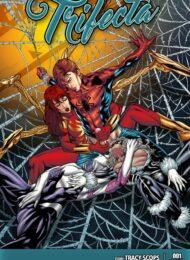A orgia do homem aranha